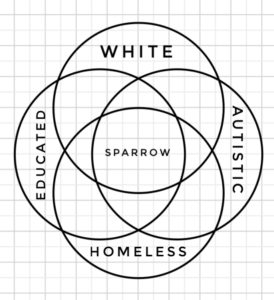 privilege diagram